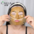 Wholesale Custom Detox Half Face Design Collagen Green Tea Mask