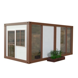 movable ouse prefabricated Modern field-installed ready made prefab room for hotel