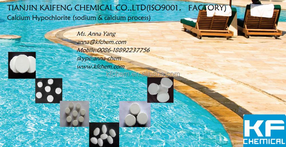 70 39 Swimming Pools Chlorine Tablet Sodium Process Buy 70 Spa Chlorine Tablet 70 Min Swimming