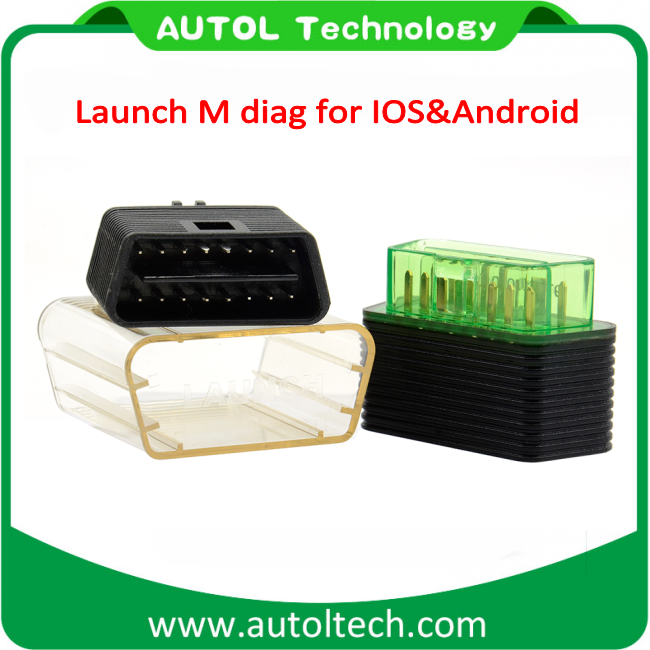 Launch M diag Lite OBD2 Diagnostic M-diag Code Reader for IOS Android One Free Car Software Midag