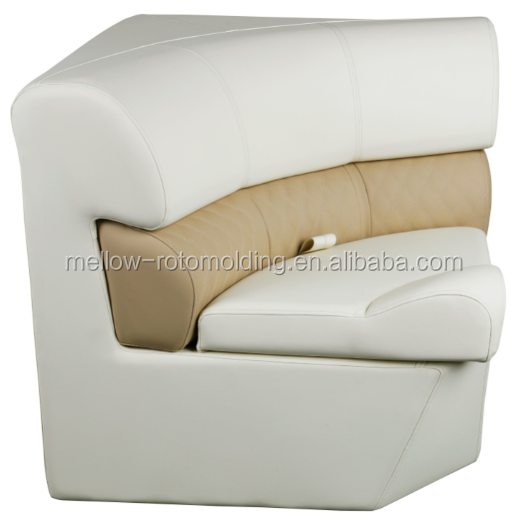 2019 New Design Deluxe pontoon boat furniture/boat seats for sale