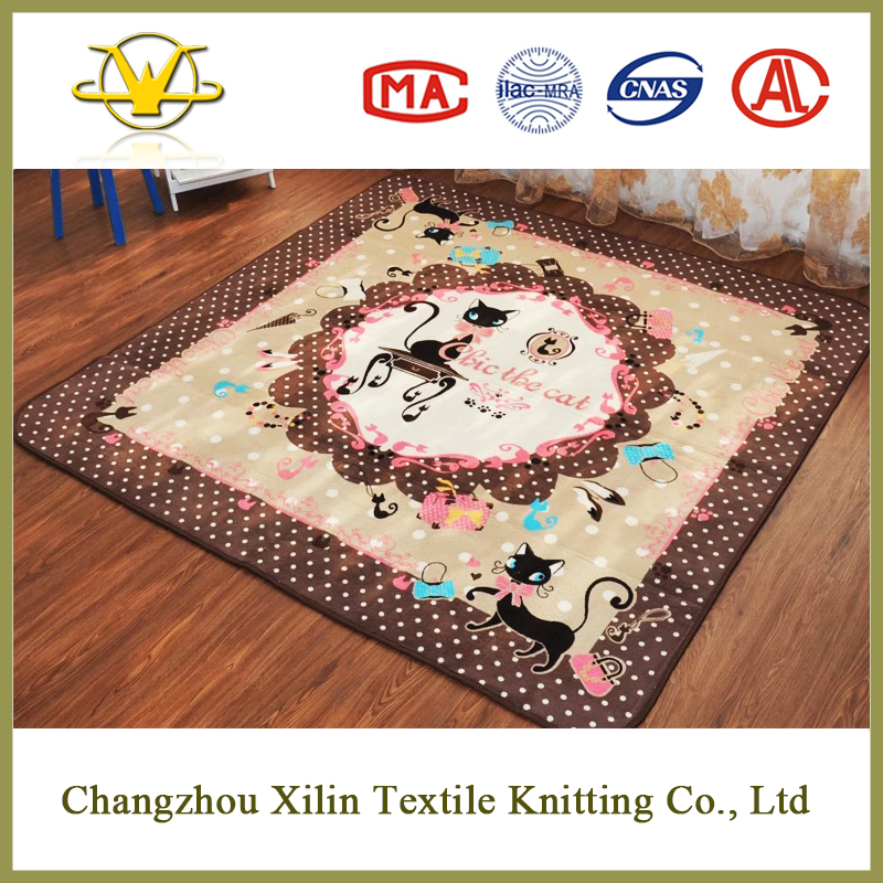 Promotion Gift children shaggy thick carpets