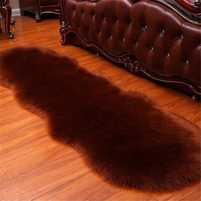 China factory custom faux fur animal wool cushions