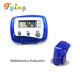 manual for ce pedometer, belt clip pedometer for promotion, cheap body fit digital pedometer