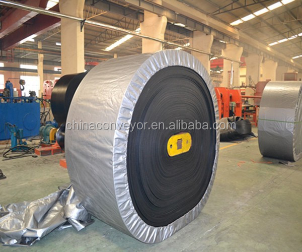 High Abrasion Resistant NN EP Textile Rubber Conveyor Belt, NN conveyor belt , Flat Conveyor Belt By China Supplier