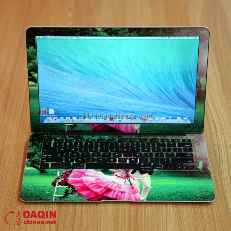 Daqin 13 inch laptop sticker kuwait