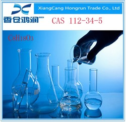 High purity Diethylene Glycol Butyl Ether/DGBEwith competitive price