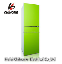 kitchen appliance BCD-227B bottom freezer double door refrigerator in china facotry