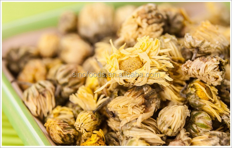 Tai Ju Hot Sale dried chrysanthemum bud tea flower tea