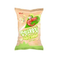 Korean Shrimp Snack Food For Eating At Leisure And Increasing Satiety