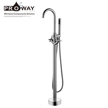 One Meter Height Faucet For Shower Bath Tub Watermark Faucets Floor Standing Buy Watermark Faucets Floor Standing One Meter Height Faucet Low Water Pressure Faucets Product On Alibaba Com