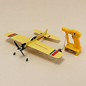 New Assembly Electric Wire Control Aircraft DIY Model Plane By KTOY