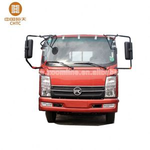 China brand sinotruk 20ft container carry flatbed truck cargo truck for sale in philippines