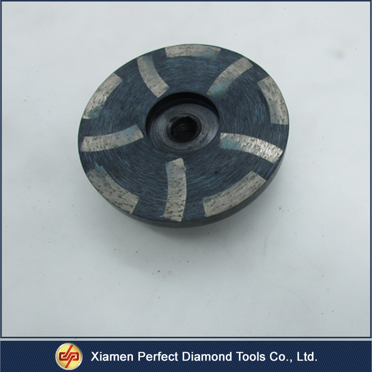 CPJ-12 100mm, 100mm Diamond 4 inch Resin Filled Grinding Wheel  for concrete Abrasive Cup Wheel