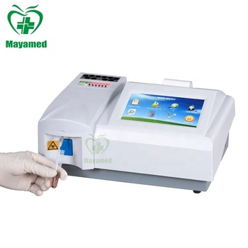 MY-B010D-2 Medical Lab Devices Semi-automatic chemistry analyzer With hatching function