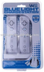 Game Remote charge station for Nintendo Wii charge dock for Wii remote charge