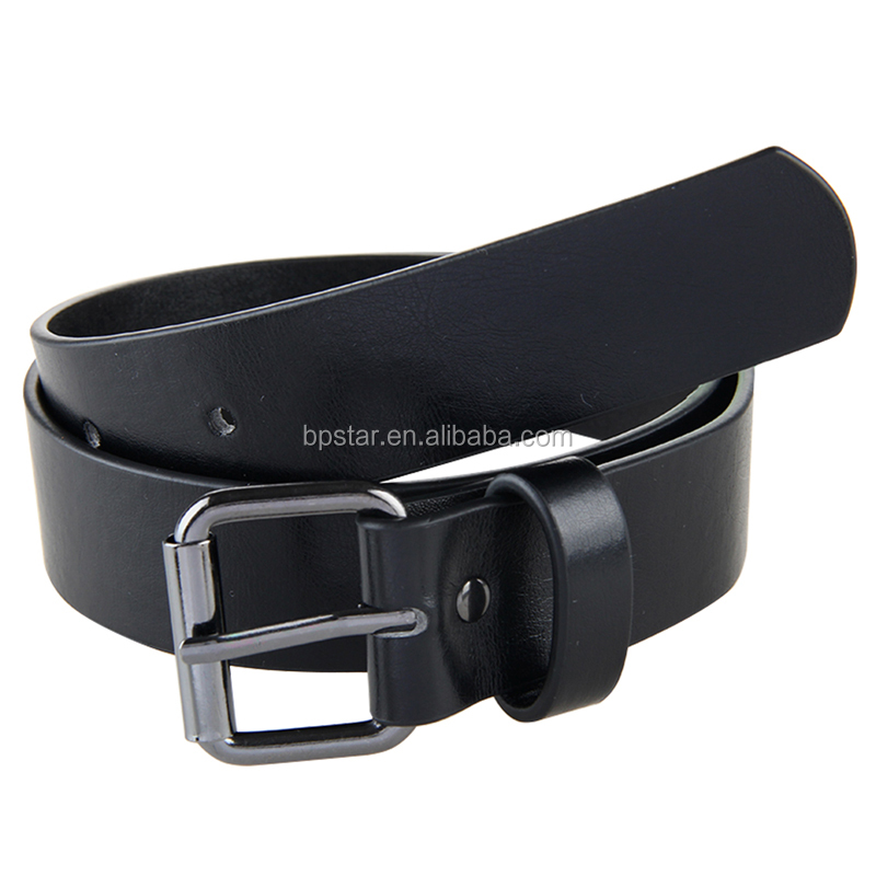 Kid's Luxury PU Leather Belts High Quality Wholesale Pin Buckle Belts for Children