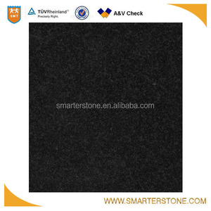 professional supplier offer China black granite stone slabs and tiles