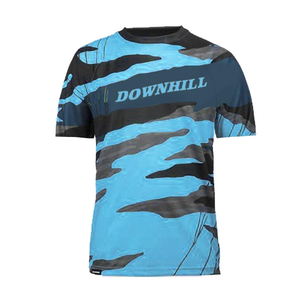 Uglyfrog 11 Designs Downhill Jersey MTB Jersey Mens Bike Wear Short Sleeve Tops Rage Cycling/Motocross Clothes MTB Shirt