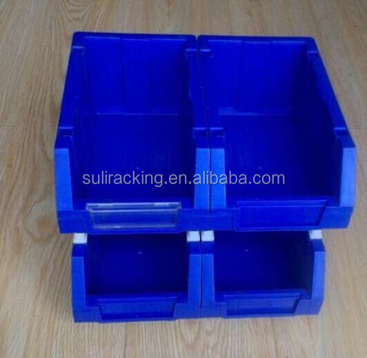 Back Hanging Plastic Storage Bins For Small Parts Screws Tools Screw
