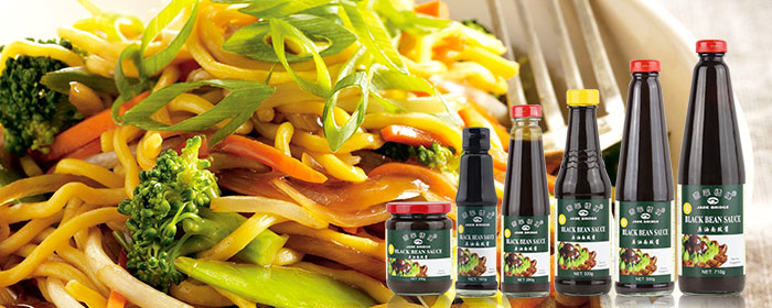 Chinese brand 160g asian condiment - Black Bean Sauce