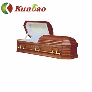 KBU13 Eight Corners funeral casket for American Style