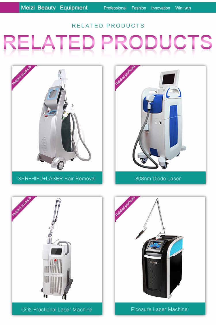 Beauty Equipment 808nm diode laser hair removal machine with big spot size