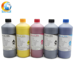 Supercolor Water transfer printing refill pigment inks for Epson T3270 T5270 T7270 Printer