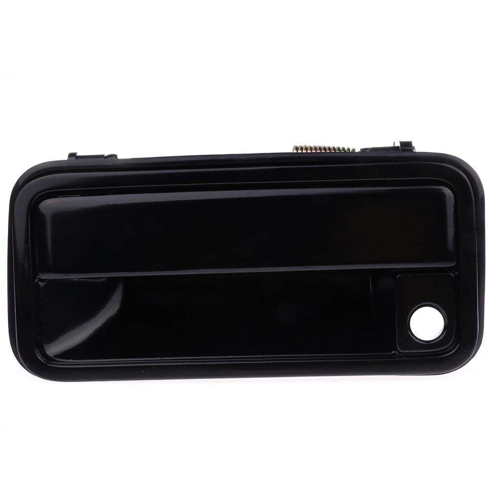 ECCPP Door Handle Exterior Outside Outer Front Driver Side for 1988-1994 Chevy GMC
