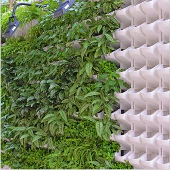 Exceptional Wholesales Plants Wall Vertical Greening Indoor Outdoor Wall Mounted  Assembly Plastic Planters