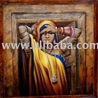Dekora Handmade Painting