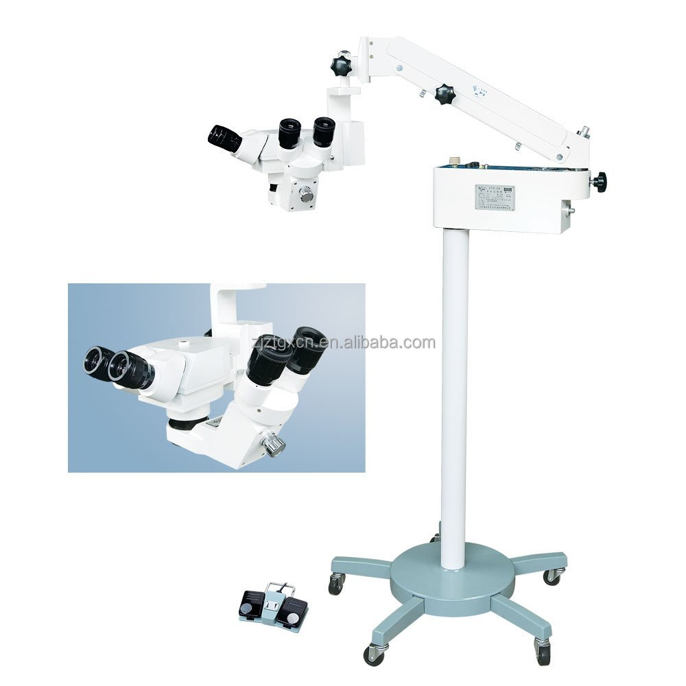 The Model XTS-4C for Eyes orthopedic surgical microscope( CE, ISO, Factory)