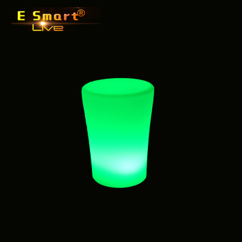 Color Flashing Christmas Plastic Led Light Up Decoration Battery Ed Rechargeable Table Lamps