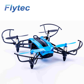 Flytec T12S RC Racing Drone 2.4G 4CH with 0.3MP Camera Headless High Hold Mode Beginner Racing Drone RTF