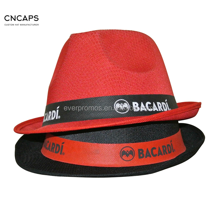 018ca673 Paper Braid Straw Panama Hat With Custom Brand Logo Printing Cncaps ...