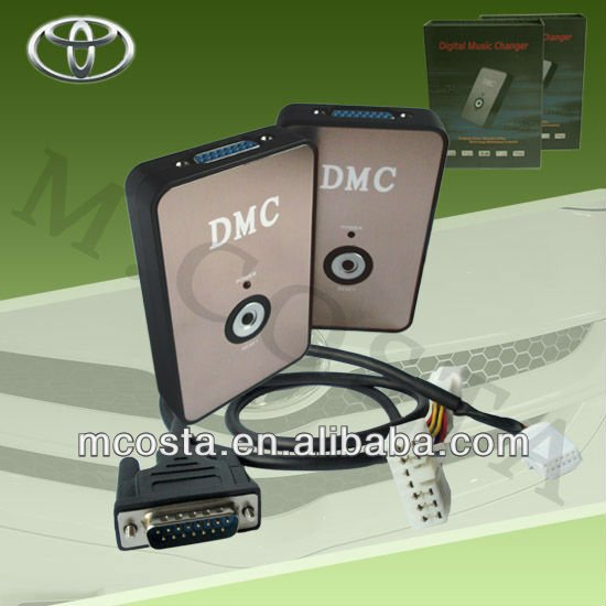 Digital Disc Cd Changer(CE/FCC/ROTH Approval)