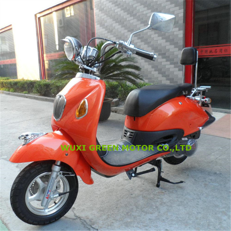 new gas scooter 125cc 50cc retro style buy gas scooter. Black Bedroom Furniture Sets. Home Design Ideas