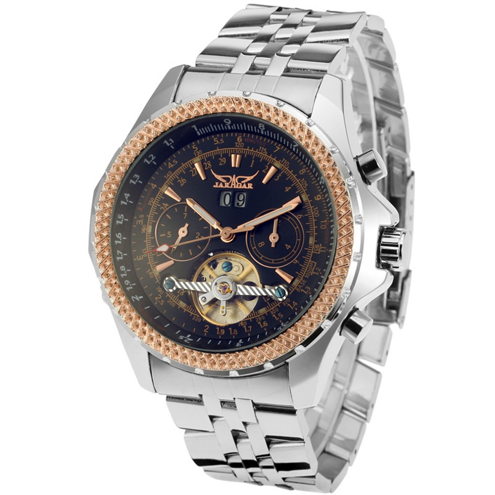 New Luxury Men Watch Tourbillon