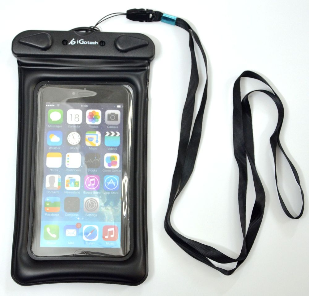 High Quality TPU Material Promotional Waterproof pouch beach bag mobile phone dry bag