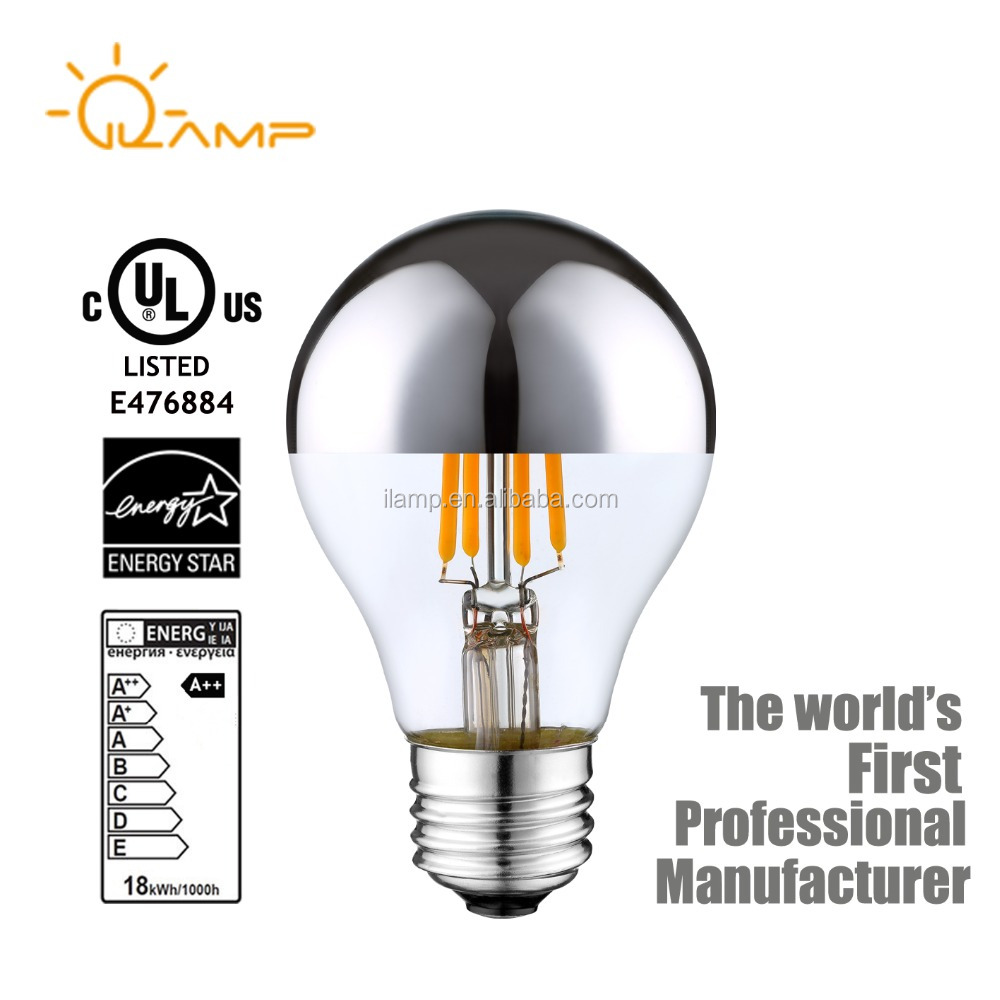 led demo case inflatable earth globe 12 volt led A60 2/4/8W 800LM E27 TUV LED Filament Lamp