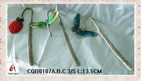 2012 crafts pewter metal book clip bookmark for decoraton