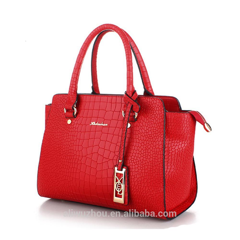 a001b47ba92c9 الماركات الشهيرة حقائب السيدات حقائب أنيقة الإناث كبيرة التمساح المرأة بو  الجلود حقائب حمل الحقائب الصين
