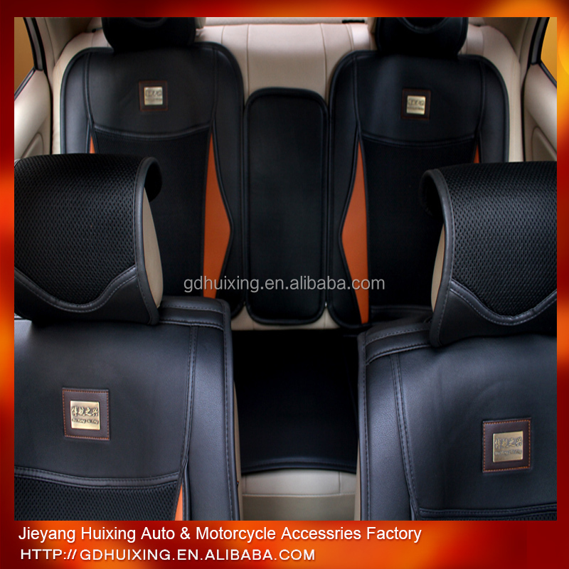 Car Interior Accessories Leather Manufacturer Rexine Car Seat ...