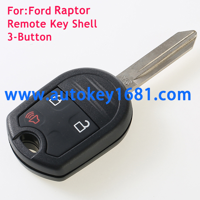 Remote Key Shell Button Fit For Ford Edge Explorer Flex Focus Taurus Escape Case Fob