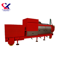 Large Capacity Twin Screw Pressing Machine For Fruit And Vegetable Juice Press