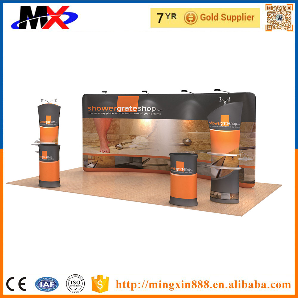 Well sale trade show display top arc fast trade show exhibition display made in china
