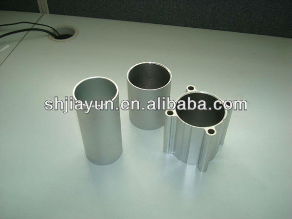 various sizes 6063 t5 multi-port extruded aluminium tubes aluminum tube products