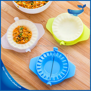 Plastic Dumpling Clips /Promotional Dumpling maker Clamps