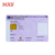 MDC113 smart chip pvc high quality crystal contact ic card