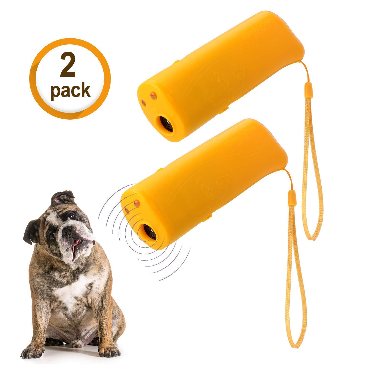 Belldan Anti Barking Device Dog Deterrent Stop Training Tool Electronic Repellent Circuit Ultrasonic 2 Is Harmless For Dogs